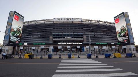 MetLife Stadium - New Jersey