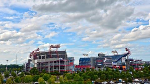 Nissan Stadium - Nashville