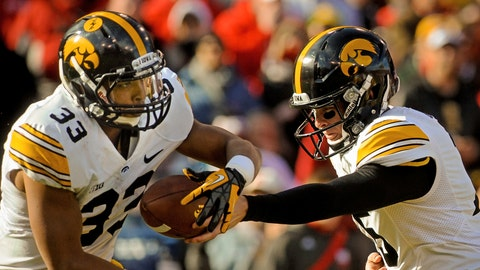 12. Outback: Iowa vs. No. 16 LSU