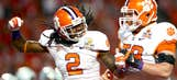 Source: Clemson's Watkins, Bryant, Breeland bolting for NFL draft