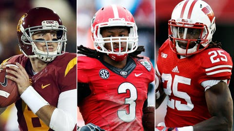 Final Four: Our 'non-chalk' picks for 2014 CFB playoff field