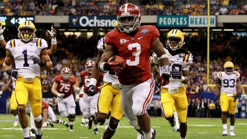 Trent Richardson: 5-star - No. 2 running back (2009)
