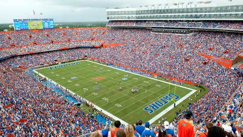 Ben Hill Griffin Stadium -- Florida