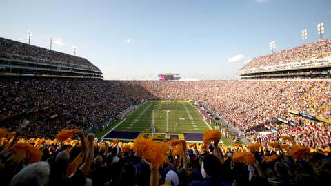 Tiger Stadium -- LSU