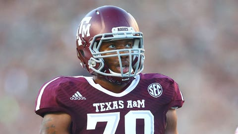 Cedric Ogbuehi, OT, Texas A&M