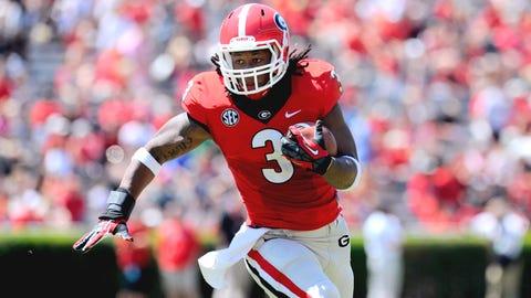 No. 7: Todd Gurley, RB, Georgia