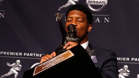The Top 25 Heisman Trophy candidates for 2014