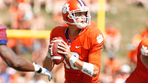 No. 7: Cole Stoudt, Sr., Clemson