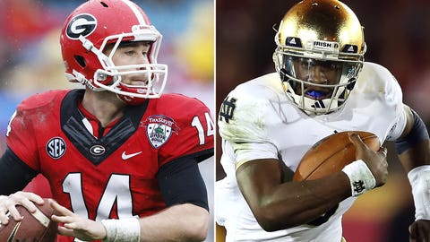 Top 10 dark horse contenders for the 2014 national title