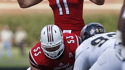 No. 9: Will Gardner, So., Louisville