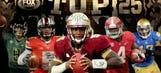 Florida State, Alabama lead FOX Sports preseason Top 25