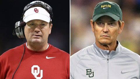 Top 15 games Big 12 fans can't afford to miss this season
