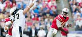 J.T. Barrett throws two TDs, No. 5 Ohio State survives scare vs. Navy