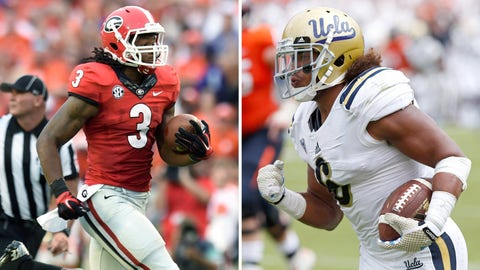 Week 1 winners & losers: Gurley, UCLA D shine