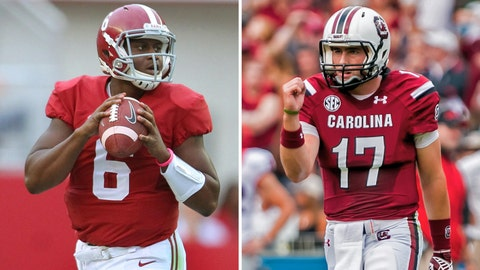 Week 3 winners and losers: Sims, South Carolina come out on top