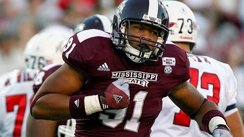 Preston Smith, Mississippi State Bulldogs