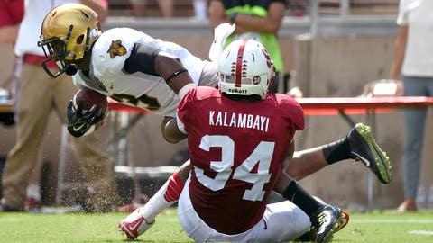 Peter Kalambayi, LB, Stanford