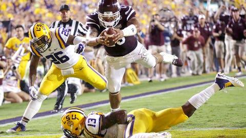 Dak Prescott — Mississippi State Bulldogs