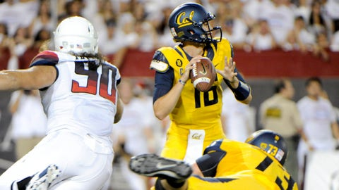 Across the Field: Cal QB Jared Goff