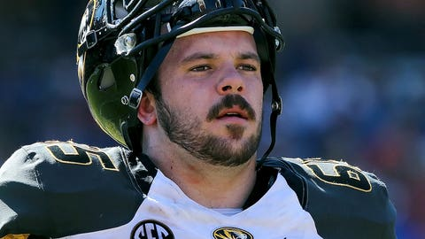 Offensive lineman: Mitch Morse, Missouri Tigers
