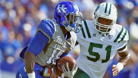Stanley 'Boom' Williams, RB, Kentucky (TaxSlayer Bowl)
