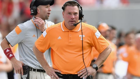 Butch Jones, Tennessee: $2,960,000