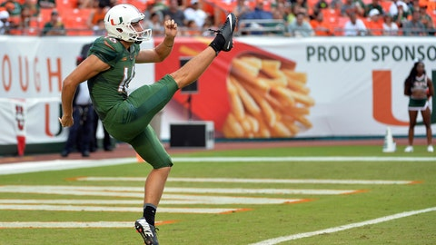 P Justin Vogel, Jr., Miami | Third Team All-ACC