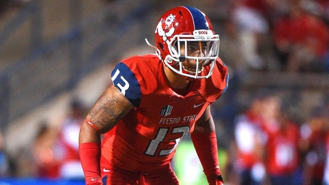 Fresno State S Derron Smith; Bengals (6th Round, 197th overall)