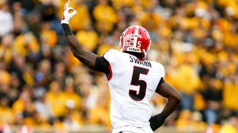 Cornerback: Damian Swann, Georgia Bulldogs