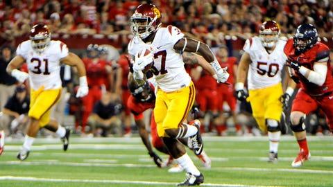 USC at Arizona, Oct. 11