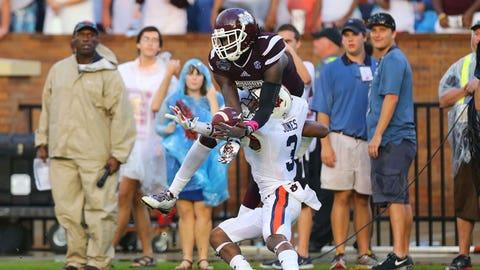 De'Runnya Wilson — Mississippi State Bulldogs