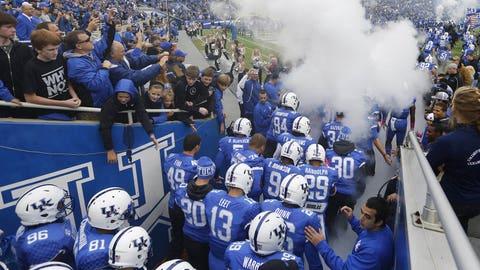 Kentucky Wildcats — 189 selections