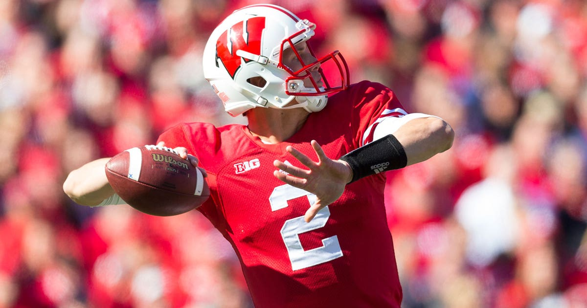 Joel Stave Is The Badgers Most Important Player In 2015