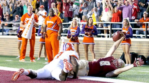 Best of Saturday's college football action