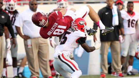 Arkansas Razorbacks — big-play receivers