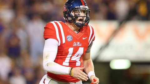 Overrated: No. 4 Ole Miss