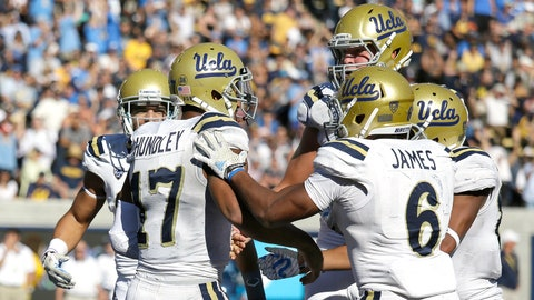 Prediction: UCLA 38, Arizona 35