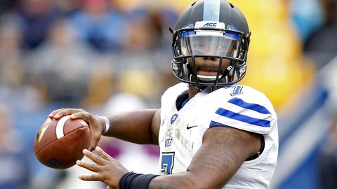 Winner: Anthony Boone, QB, Duke