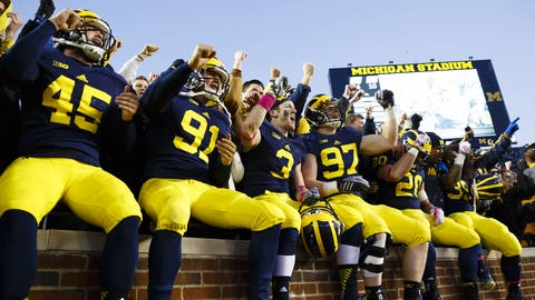 Winner: Michigan