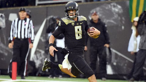 Winner: Marcus Mariota, RB, Oregon Ducks