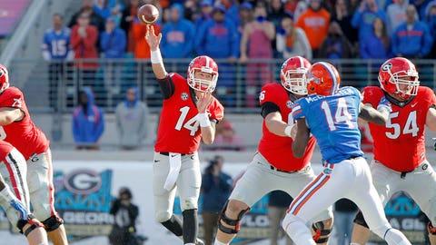 Round 7: Hutson Mason, quarterback, Georgia