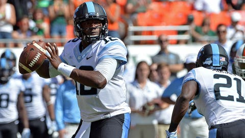 QB Marquise Williams, Sr., North Carolina | Third Team All-ACC