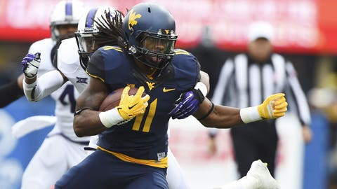 Kevin White, West Virginia Mountaineers