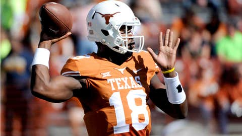 Tyrone Swoopes, 2014