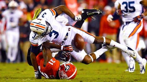Georgia Bulldogs — passing-game chemistry
