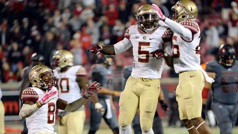 LB Reggie Northrup, Sr., Florida State | Third Team All-ACC