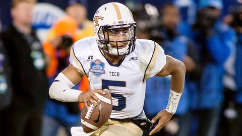 QB Justin Thomas, Jr., Georgia Tech | Second Team All-ACC