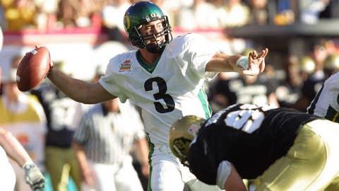 19. 2002 Fiesta Bowl: No. 4 Oregon 38, No. 3 Colorado 16