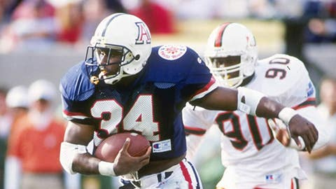 13. 1994 Fiesta Bowl: No. 16 Arizona 29, No. 10 Miami 0