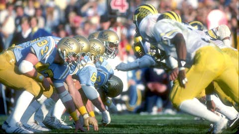 20. 1983 Rose Bowl: No. 5 UCLA 24, No. 19 Michigan 14